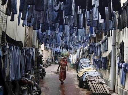 عکسهای جالب,تصاویر دیدنی,شلوارهای جین