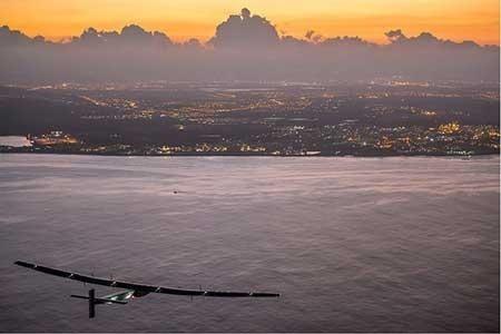 تصاویر دیدنی,تصاویر جالب,هواپیمای خورشیدی