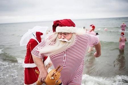 عکسهای جالب,تصاویر دیدنی,کنگره جهانی بابانوئل
