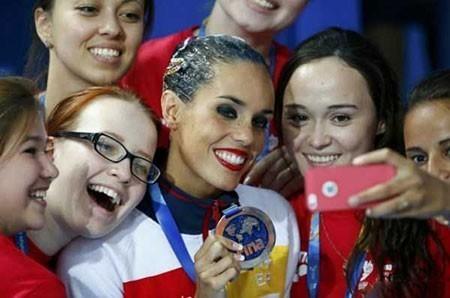 عکسهای جالب,عکسهای جذاب,مسابقات المپیک زنان