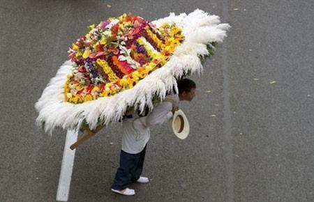 عکسهای جالب,عکسهای جذاب,جشنواره سالانه گل