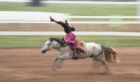 عکسهای جالب,تصاویر جالب,مسابقات اسب سواری