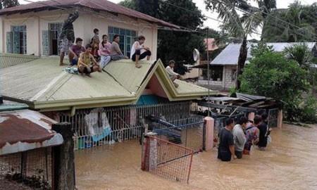 عکسهای جالب,تصاویر دیدنی,توفان و سیل