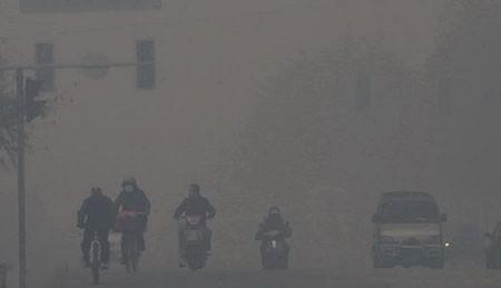 عکسهای جذاب,تصاویر جالب,آلودگی هوا