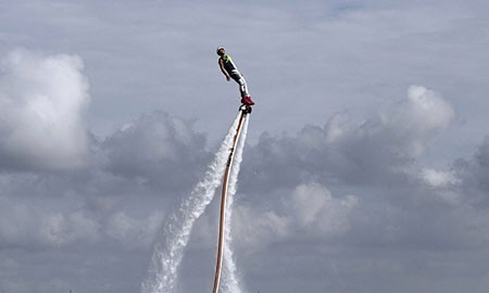 عکسهای جالب,تصاویر جالب,مسابقات جت اسکی