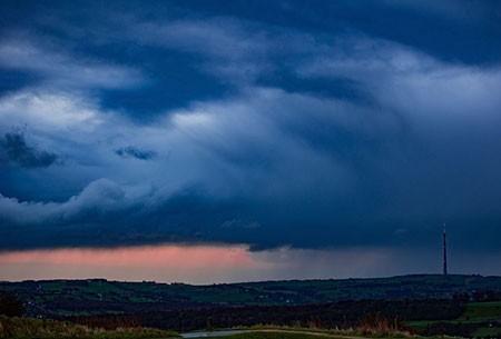 عکسهای جالب,عکسهای جذاب,ابرهای طوفانی