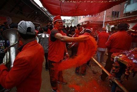 عکسهای جالب,تصاویر جالب,جشنواره ای سنتی