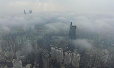 عکسهای جالب,تصاویر دیدنی,آلودگی هوا