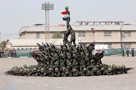 عکسهای جالب,تصاویر جالب,نیروهای عراقی
