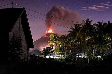 عکسهای جذاب,تصاویر جالب,فعالیت آتشفشان