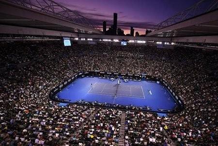 عکسهای جالب,تصاویر دیدنی,مسابقات تنیس