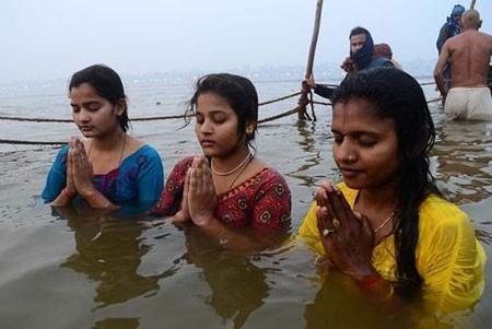 عکسهای جالب,تصاویر دیدنی,مراسم آیینی هندوها
