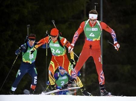عکسهای جالب,تصاویر جالب,المپیک اسکی