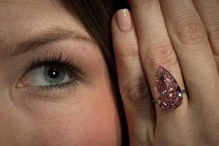عکسهای جالب,عکسهای جذاب,انگشتر الماس