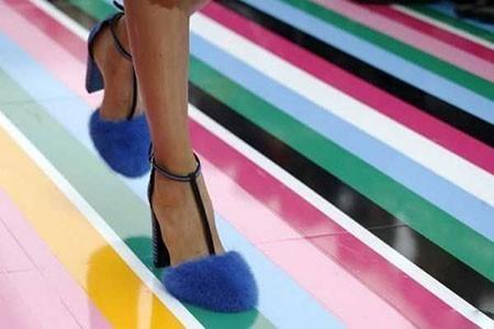 تصاویر دیدنی,تصاویر جالب,مدل کفش زنانه