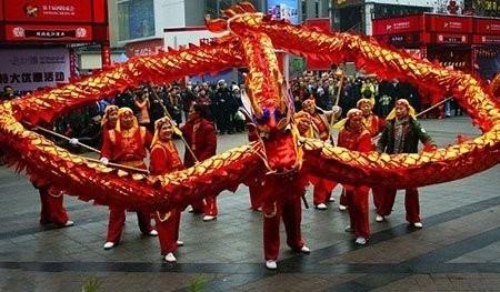 عکسهای جالب,تصاویر دیدنی,سال نو چینی
