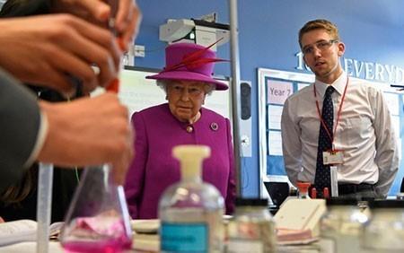 عکسهای جالب,تصاویر دیدنی,ملکه بریتانیا