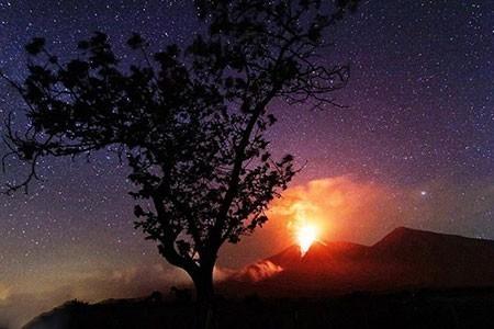 تصاویر دیدنی,تصاویر جالب,آتشفشان