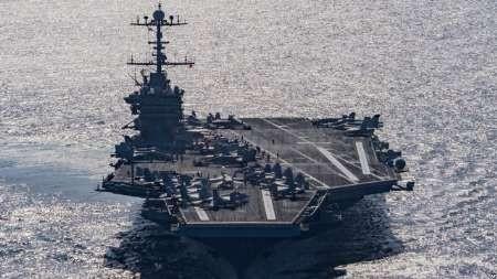 نخستین حمله هوایی آمریکا علیه داعش از دریای مدیترانه