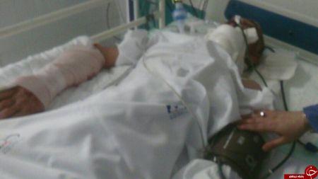 خود کشی مردی به خاطر پذیرش نشدن در بیمارستان