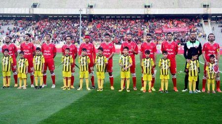 ترکیب تیم استقلال در بازی امروز با نفت درسال 95 ترکیب پرسپولیس برای رویارویی با نفت اعلام شد
