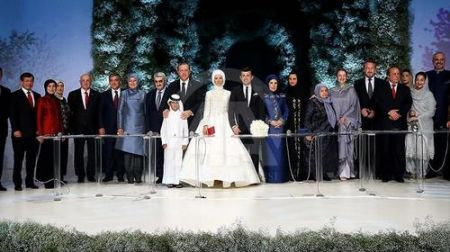 اخباربین الملل ,خبرهای  بین الملل, عروسی دختر اردوغان
