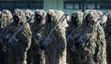 اخبار گوناگون ,خبرهای  گوناگون  ,رزمایش ضد تروریستی سربازان