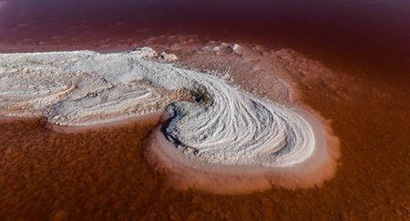 اخباراجتماعی,خبرهای   اجتماعی ,دریاچه ارومی
