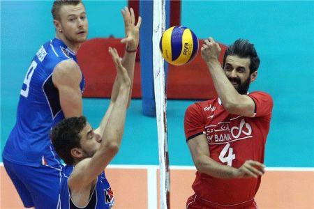 شکست ۳ امتیازی ایران مقابل ایتالیا/ بازگشت دوبارهای در کار نبود!