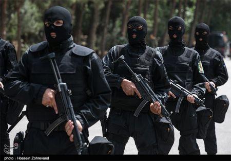 لحظه دستگیری بمب گذار انتحاری در تهران توسط وزارت اطلاعات / فیلم)