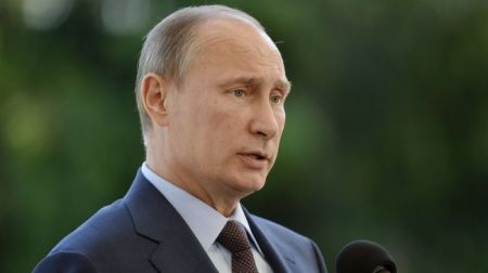 پوتین عیدفطر را به مسلمانان تبریک گفت