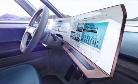 نسل آینده سیستم اطلاعات و سرگرمی فولکس واگن با همکاری LG