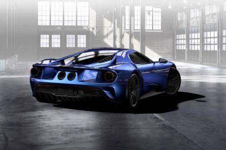 خبرهای جدید از فورد GT تازه نفس