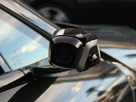 مجوز ژاپن به خودرو بدون آینه