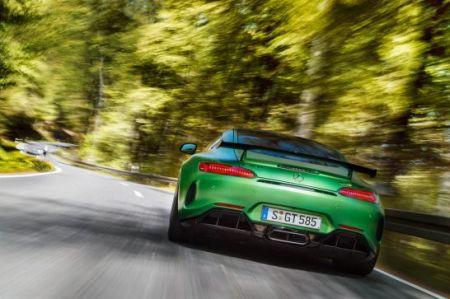 اخبارخودرو,خبرهای خودرو,مرسدس AMG GT R