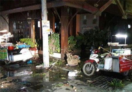 انفجار دو بمب در منطقه گردشگری تایلند/ یازده نفر کشته و زخمی شدند