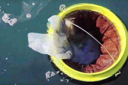 اخبارعلمی,خبرهای علمی,سطل زباله شناور