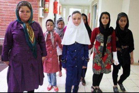 اخباراجتماعی,خبرهای اجتماعی,انش آموزان حادثه دیده شین آباد