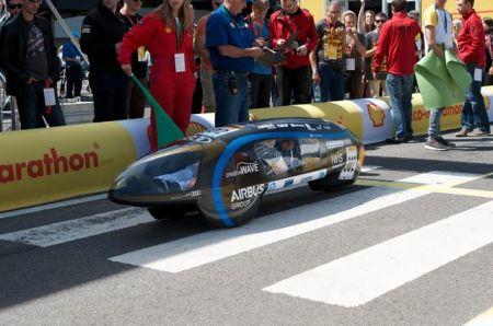 بهینهترین خودروی الکتریکی جهان را ببینید
