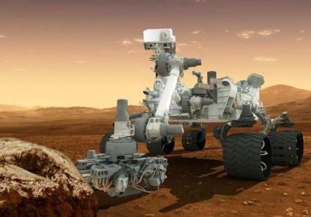 اخبارعلی,خبرهای علمی,روبات کنجکاوی