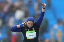 اخبارالمپیک2016,خبرهای المپیک2016, لیلا رجبی