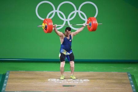 اخبارالمپیک2016,خبرهای المپیک2016,سهراب مرادی