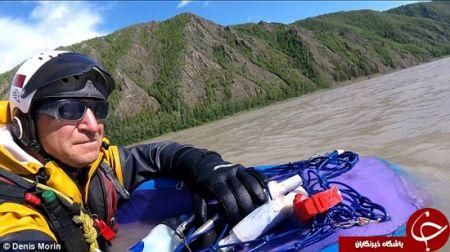 اخبارگوناگون,خبرهای گوناگون,رودخانه آلاسکا