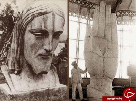 اخبارگوناگون,خبرهای گوناگون,مجسمه حضرت عیسی