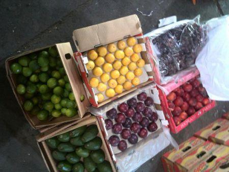 هشدار؛ میوه ممنوعه خارجی نخرید