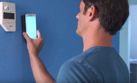 اخبارتکنولوژی ,خبرهای تکنولوژی ,با این موبایل پشت دیوار را هم ببینید