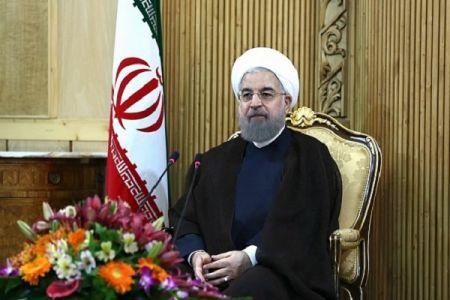 روحانی در دیدار رییس جمهوری سوئیس مطرح کرد؛ تاکید بر ضرورت رفع موانع همکاریهای بانکی