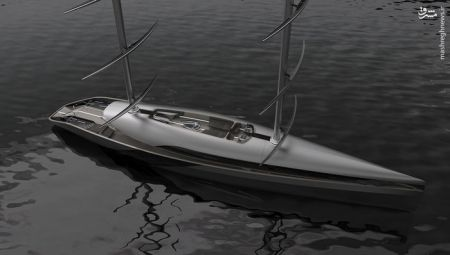 اخبارگوناگون,خبرهای گوناگون, لوکسترین قایق بادبانی