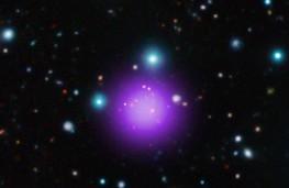 اخبارعلمی,خبرهای علمی,خوشه کهکشانی