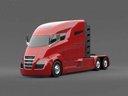 کامیون نیکولا وان هیدروژنی خواهد بود